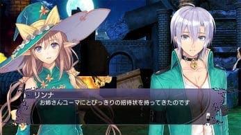Sonia y Rinna protagonizan los últimos detalles de Blade Arcus Rebellion from Shining