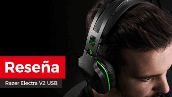 [Reseña] Auriculares Razer Electra V2 USB