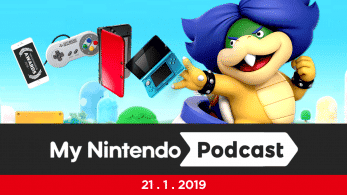 My Nintendo Podcast 3×07: Avance de Nintenderos Awards, SNES en Switch, Apple y mucho más