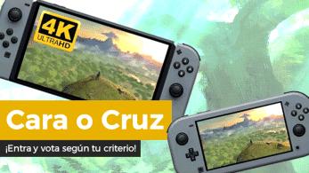 Cara o Cruz #82: Más potente o más barata: ¿Cómo debería ser la revisión de Nintendo Switch?