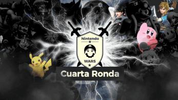 Cuarta Ronda de Nintendo Wars: Luchadores de Super Smash Bros. Ultimate: ¡Vota ya por los 4 clasificados!