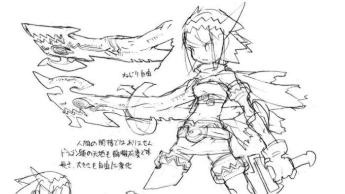 [Act.] Se desvelan nuevos artes conceptuales de Dragon Marked for Death