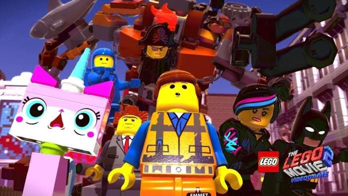 Act The Lego Movie 2 Videogame Estrena Teaser Tr 225 Iler