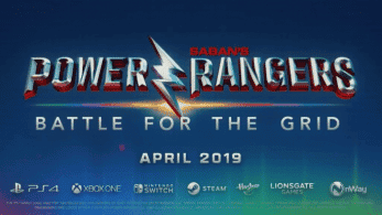 Filtrado Power Rangers: Battle for the Grid para Nintendo Switch