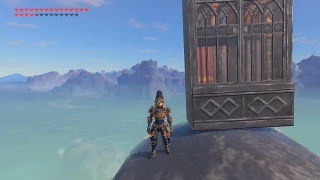 Así es el 'Bookcase Challenge', el nuevo reto de los fans de Zelda: Breath of the Wild