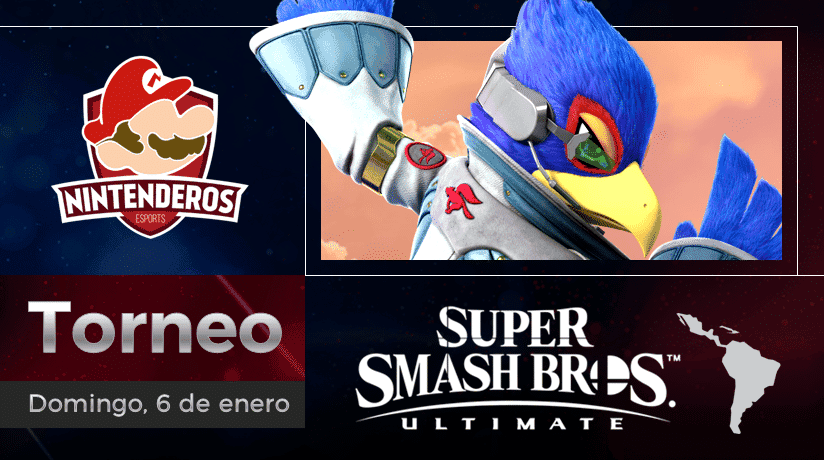 Torneo Super Smash Bros. Ultimate | Mission Complete! – Latinoamérica