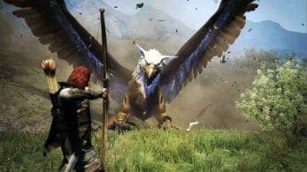 [Act.] Dragon's Dogma: Dark Arisen ocupa 4 GB menos en Nintendo Switch que en PlayStation 4