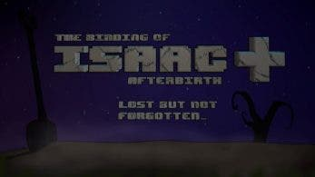 The Binding of Isaac: Afterbirth+ recibirá novedades mañana en Nintendo Switch