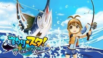 La versión japonesa de Fishing Star: World Tour para Switch se puede jugar en español, nuevos detalles y tráiler