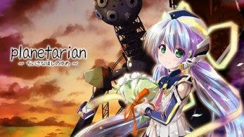 Planetarian: The Reverie of a Little Planet, Nekopara Vol. 2, Moero Chronicle H y Touhou Genso Wanderer: Lotus Labyrinth ya tienen fechas de estreno para Switch en Japón