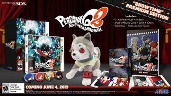 Persona Q2 llega a Europa y América el 4 de junio con esta edición especial