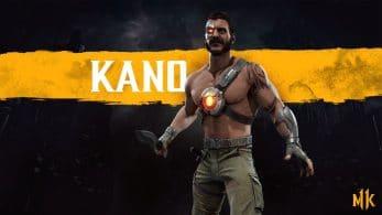 Un nuevo gameplay de Kano será revelado en la presentación de hoy de Mortal Kombat 11