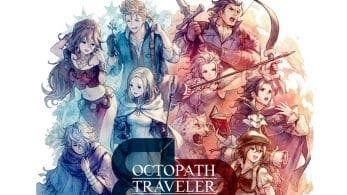 Así luce la portada definitiva del álbum Octopath Traveler Arrangements – Break & Boost –