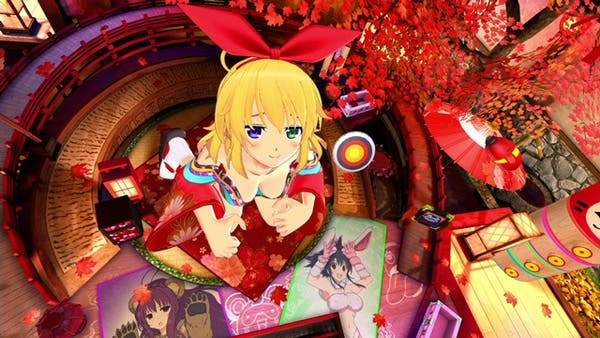 Ya está disponible un nuevo pack DLC para Peach Ball: Senran Kagura