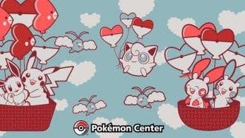 """Pokémon Center anuncia su nueva colección """"Hearts Take Flight"""""""