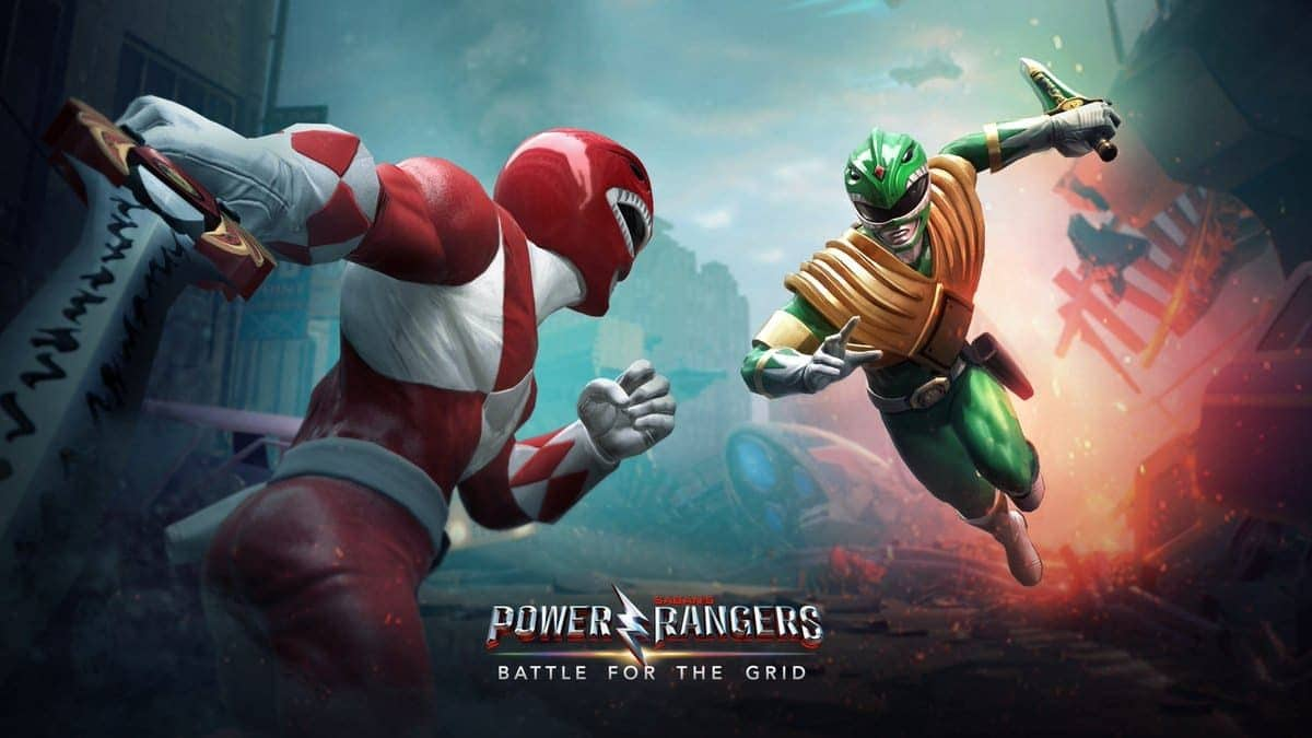 Power Rangers: Battle for the Grid se actualiza a la versión 1.1.2