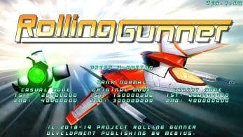Novedades desde Japón: Rolling Gunner y Fishing Star: World Tour para Nintendo Switch