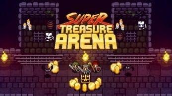 Ronda de análisis de Famitsu: Super Treasure Arena recibe un 25/40 (30/1/19)