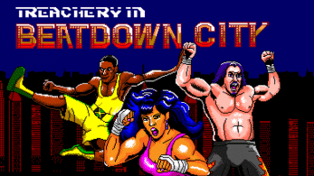 Treachery in Beatdown City llegará a Nintendo Switch