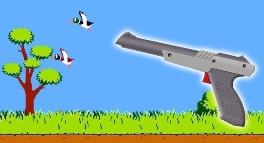Hyperkin mostrará en el CES 2019 un NES Zapper que no requiere un televisor CRT