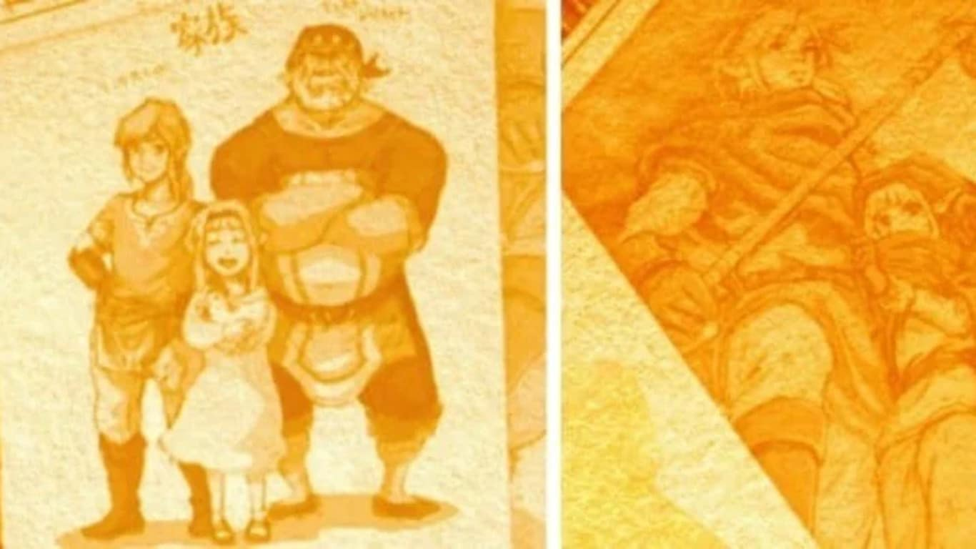 La familia de Link ha sido excluida en la versión occidental del libro Creating a Champion de Zelda: Breath of the Wild