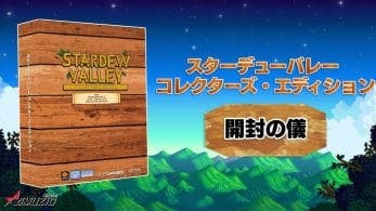 Unboxing de Stardew Valley Collector's Edition
