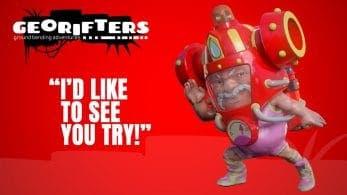 Anunciado Georifters para Nintendo Switch