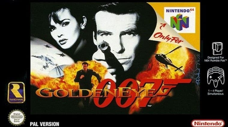 Nintendo estaba preocupada de que la violencia en GoldenEye 007 pareciera demasiado real