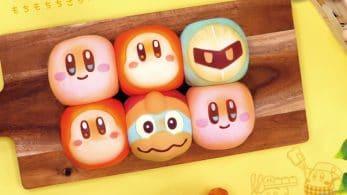 Un nuevo lote de merchandising llega a la tienda oficial de Kirby