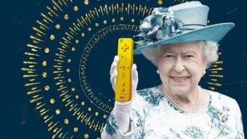 Se desvela qué pasó con el mando de Wii dorado que THQ mandó a la reina de Inglaterra