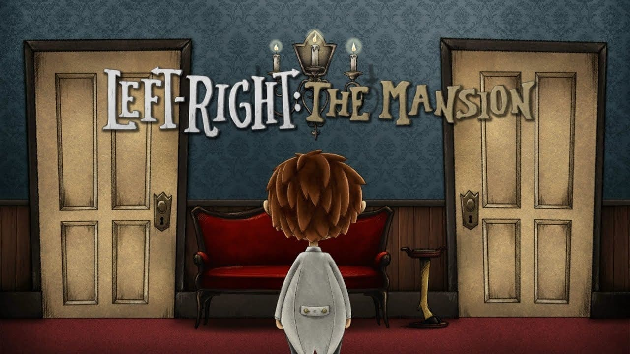 Left-Right: The Mansion confirma su estreno en Nintendo Switch: disponible este jueves en la eShop