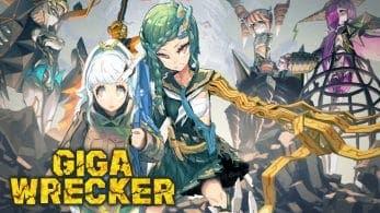 Game Freak ha registrado el nombre de Giga Wrecker Alt. en Japón