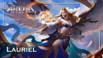 Lauriel llegará mañana a Arena of Valor para Switch