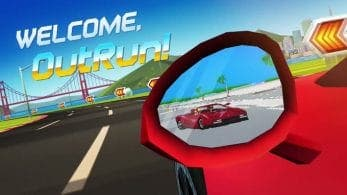 Horizon Chase Turbo da la bienvenida a Out Run en Nintendo Switch