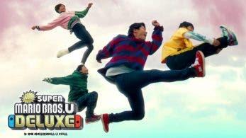 Así luce el primer comercial de New Super Mario Bros. U Deluxe para Corea del Sur