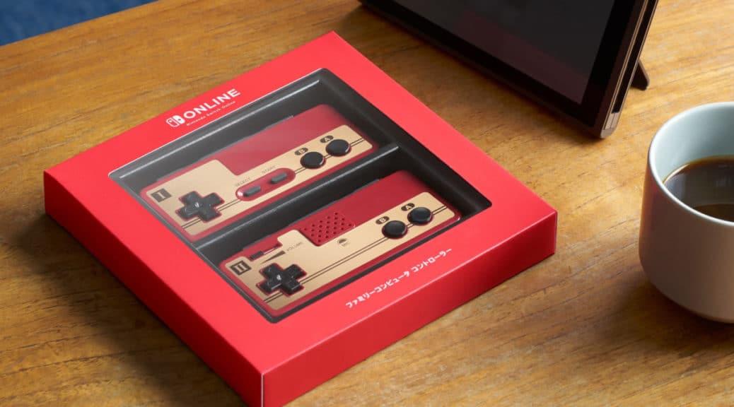 NintendoSoup Store ya ofrece envíos internacionales de los mandos inalámbricos de Famicom para Nintendo Switch