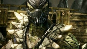 Reptile parece haber sido confirmado por accidente para Mortal Kombat 11