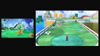 Nintendo usó Super Mario 3D World en el proceso de testeo de Splatoon