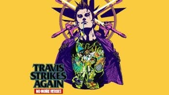 "Travis Strikes Again: No More Heroes recibirá la primera camiseta ""legendaria"" en febrero"
