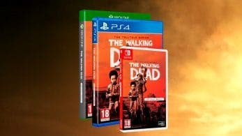 [Act.] The Walking Dead: The Final Season confirma oficialmente su estreno en formato físico en Switch para el 29 de marzo