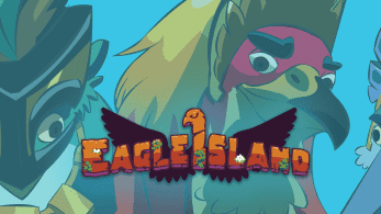 Eagle Island llegará a Nintendo Switch