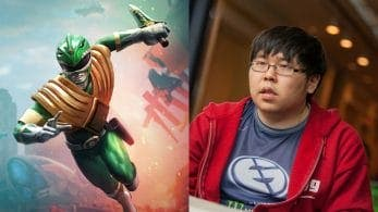 Justin Wong está ayudando a equilibrar Power Rangers: Battle for the Grid