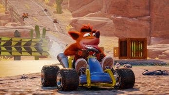 [Act.] Crash Team Racing: Nitro-Fueled incluirá karts de Crash Tag Team Racing
