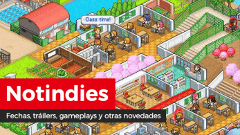 Novedades indies: Pocket Academy, Black Bird, Jinsei Game, PHRASEFIGHT, Avenger Bird, Glass Masquerade, Hyperide y Onigiri