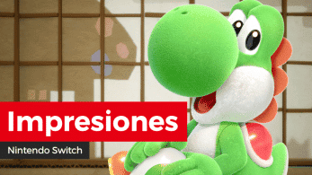 [Impresiones] Yoshi's Crafted World
