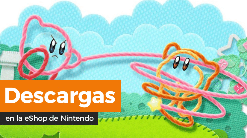 [Act.] Novedades y ofertas de la semana en la eShop de Nintendo (7/2/19, Europa y América), incluyendo la demo de Más Kirby en el reino de los hilos y la promoción «Diversión en compañía» en Europa