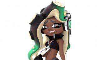 Marina, de Splatoon 2, podría aparecer tapada en la pantalla de Xbox One