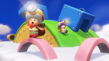 El canal de noticias de Nintendo Switch nos permite conseguir 99 vidas en Captain Toad: Treasure Tracker