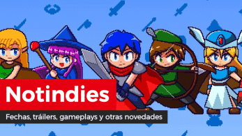 Novedades indies: Collidalot, Knights of Pen & Paper, Tokyo School Life, YIIK, Alchemic Dungeons DX, Dead Cells, Elli, GhoulBoy, Aragami, Captain StarONE, Riddled Corpses EX, SteamWorld Quest, Tyr: Chains of Valhalla y más