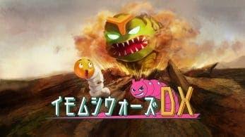 Caterpillar Wars DX ha sido confirmado para Nintendo Switch